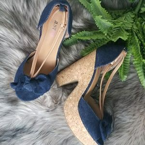 Just Fab Womans Heel Size 8